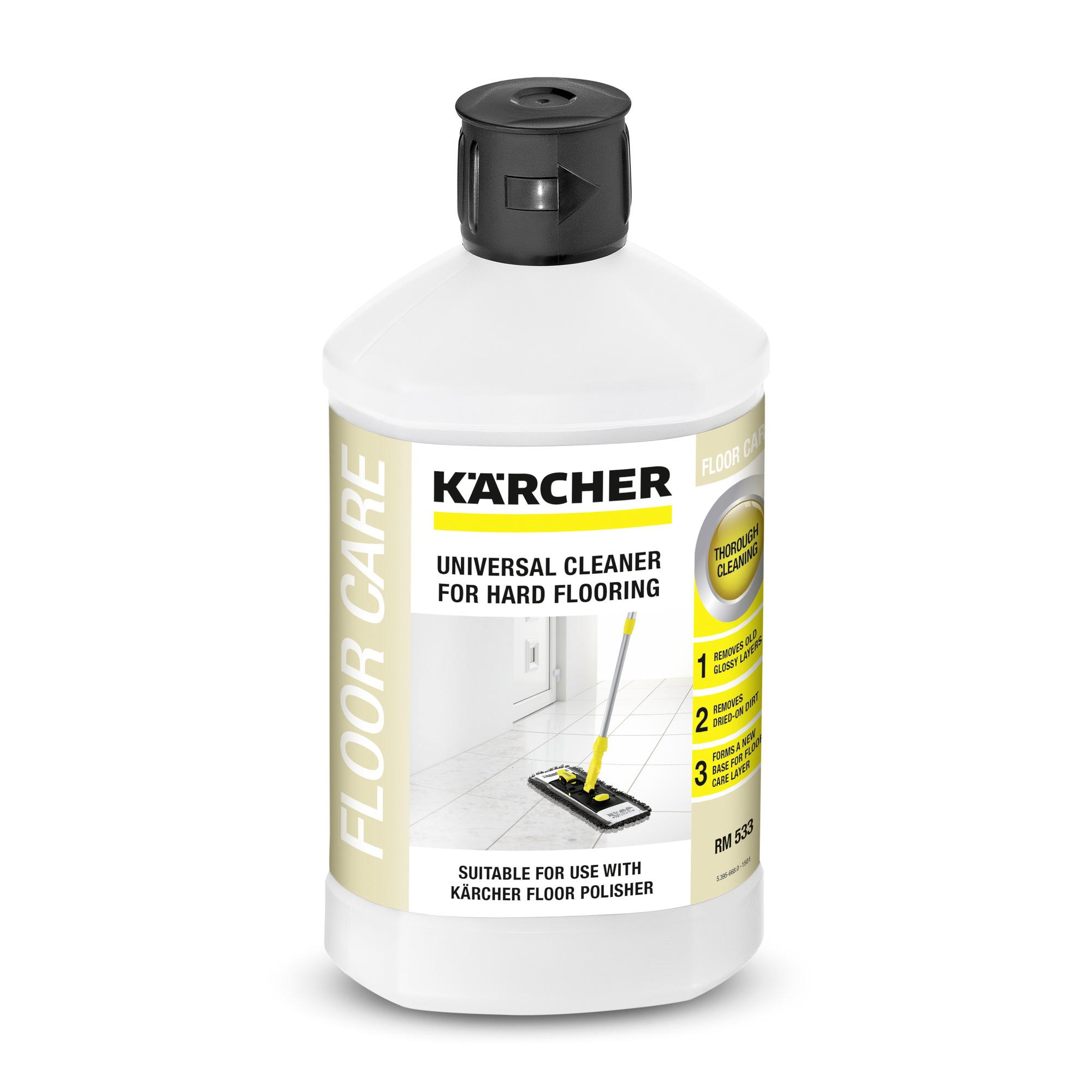 Препарат за основно почистване на твърди подове RM 533, 1л Karcher