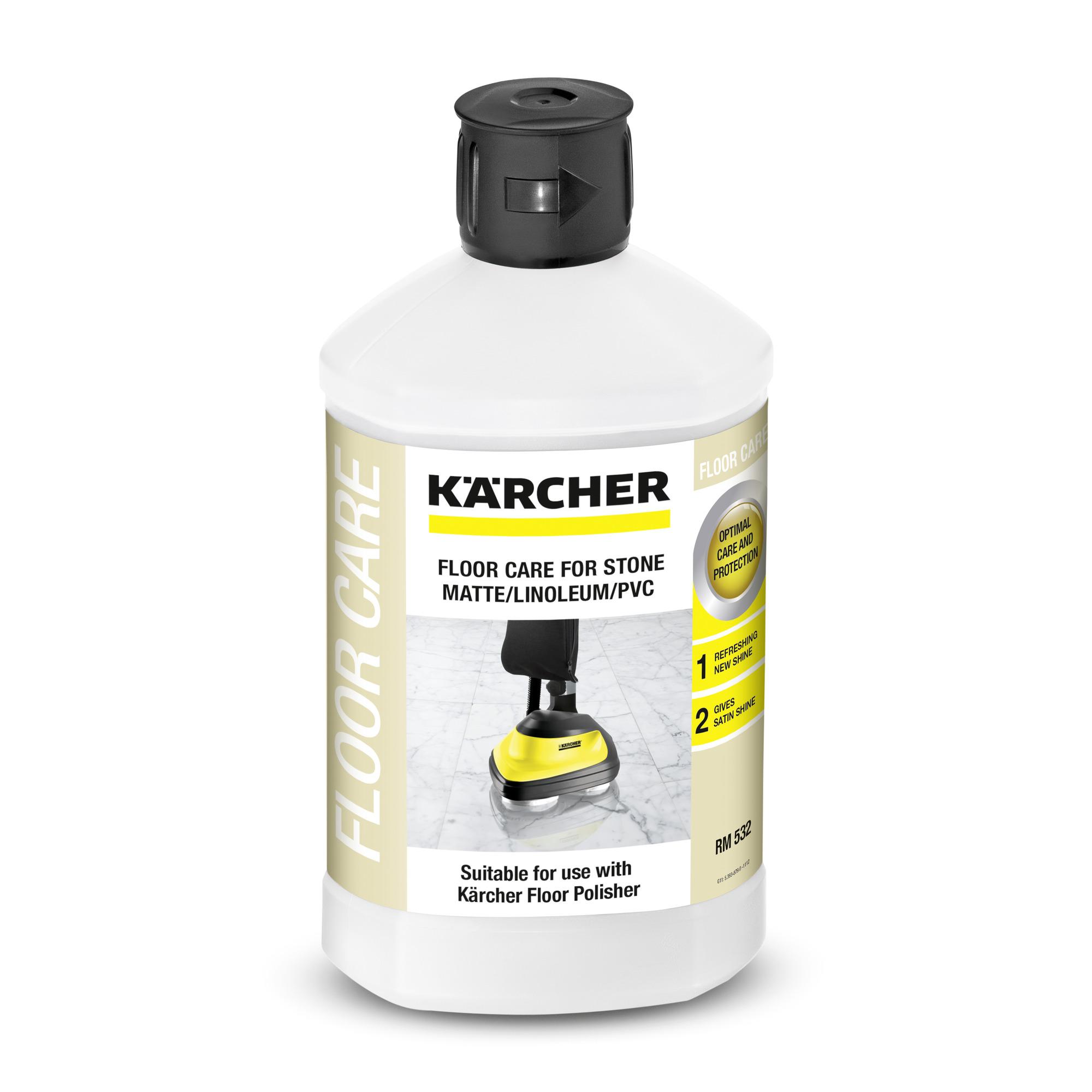 Препарат за камък - мат / линолеум / PVC RM 532, 1l Karcher