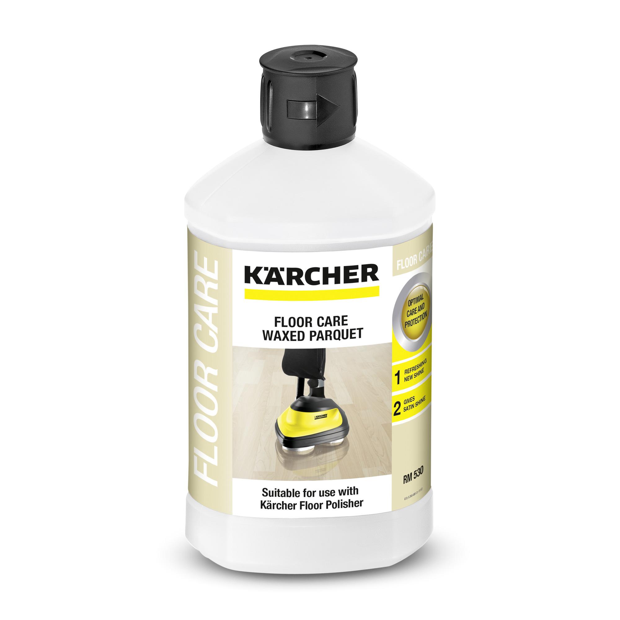 Препарат за паркет с маслено-восъчен финиш RM 530, 1л Karcher