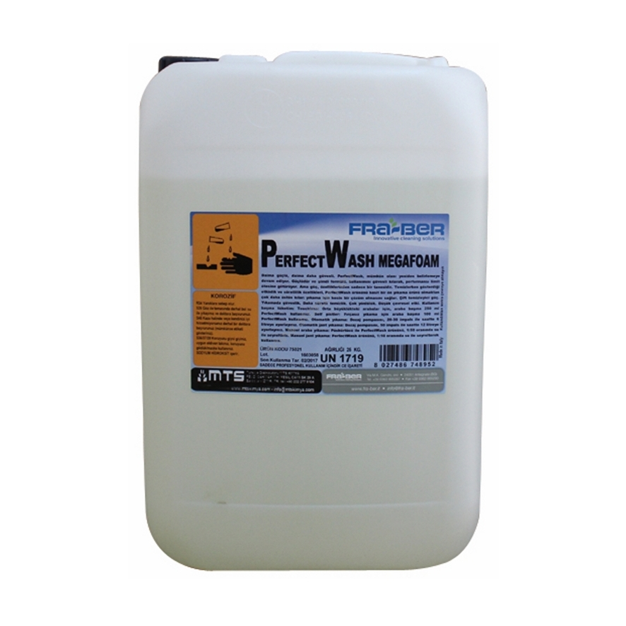 Препарат за безконтактно измиване FRA-BER Perfect Wash 5л.