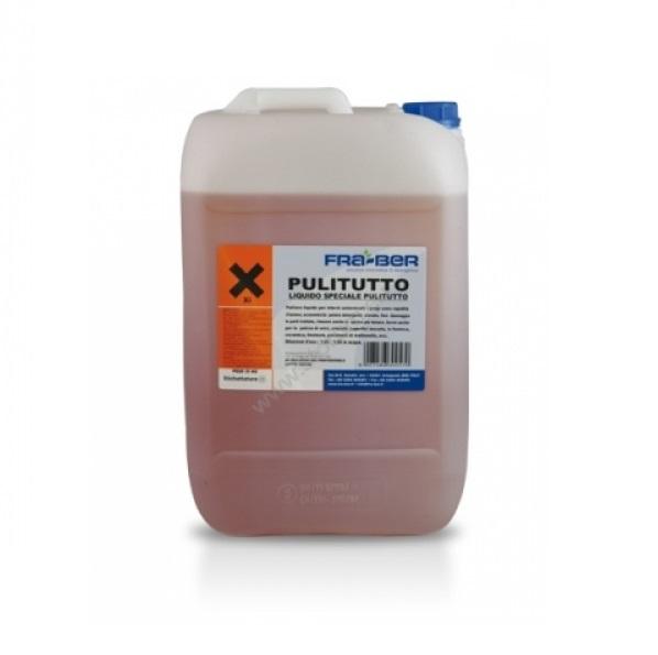 Препарат за почистване на пластмаса/кожа FRA-BER PULITUTO 5л.