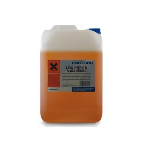 Препарат за пране на текстил LAVA INTERNI B BLACK ORCHID 5л.