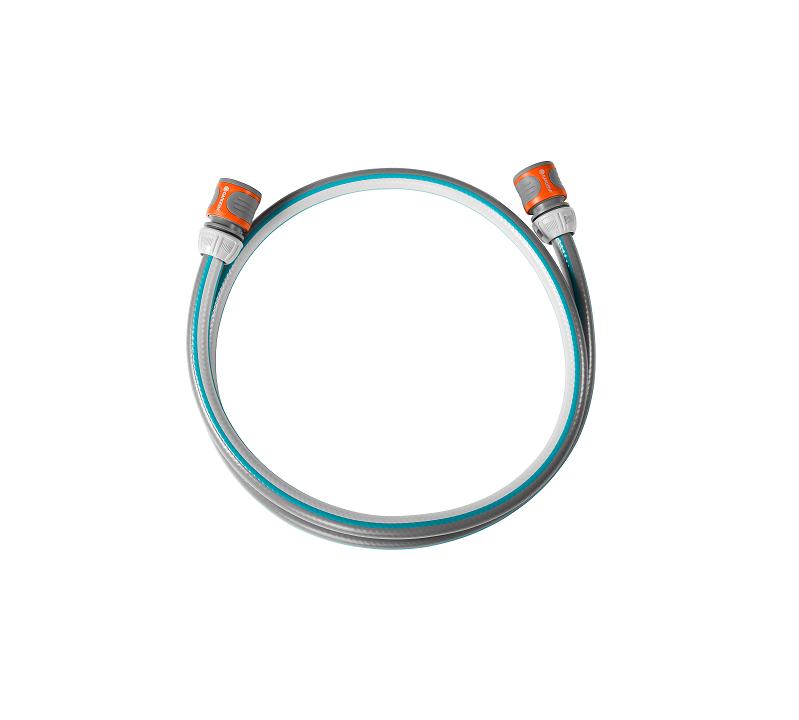 """Комплект свързващ маркуч Gardena Classic 13 мм (1/2"""") - 1.5 м и връзки (18011)"""