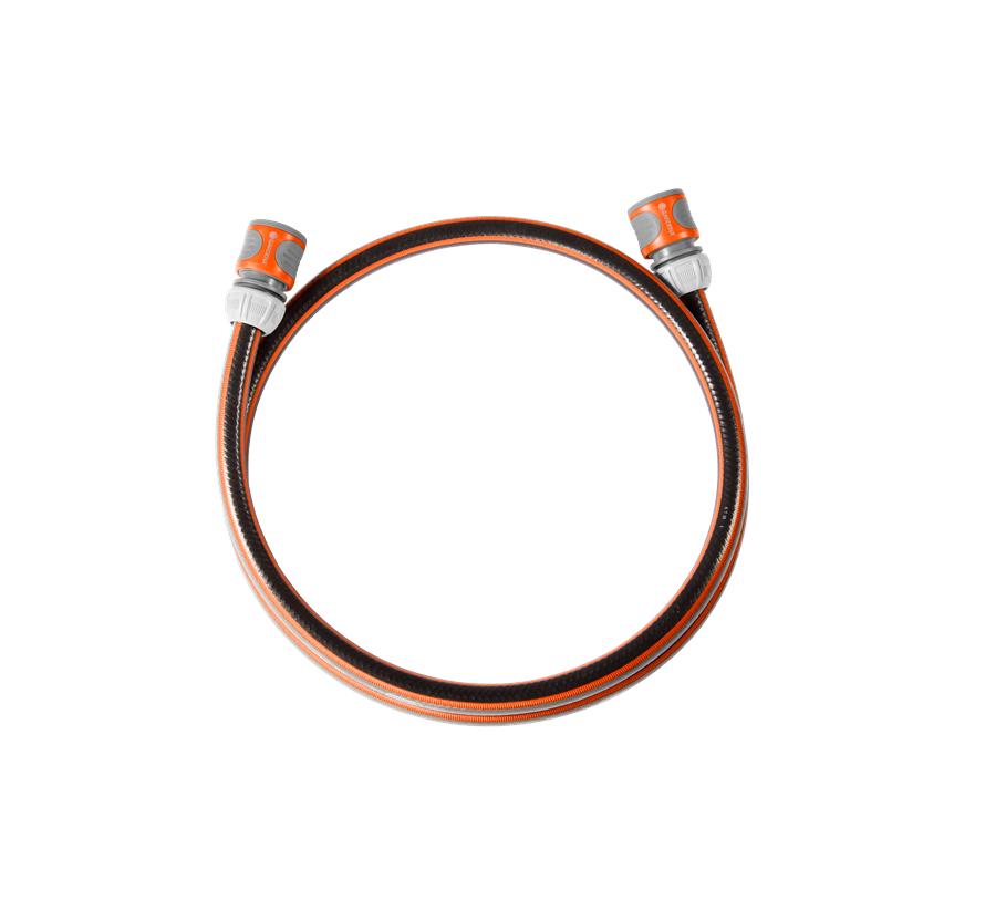 """Комплект свързващ маркуч Flex Comfort Gardena 13 мм (1/2"""") - 1.5 м и връзки (18040)"""