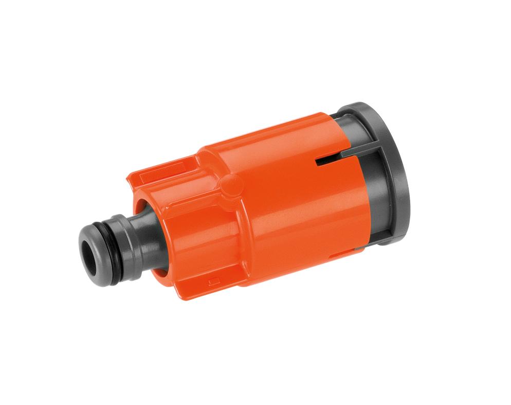 Приставка за вода Gardena със стоп клапан (5797)