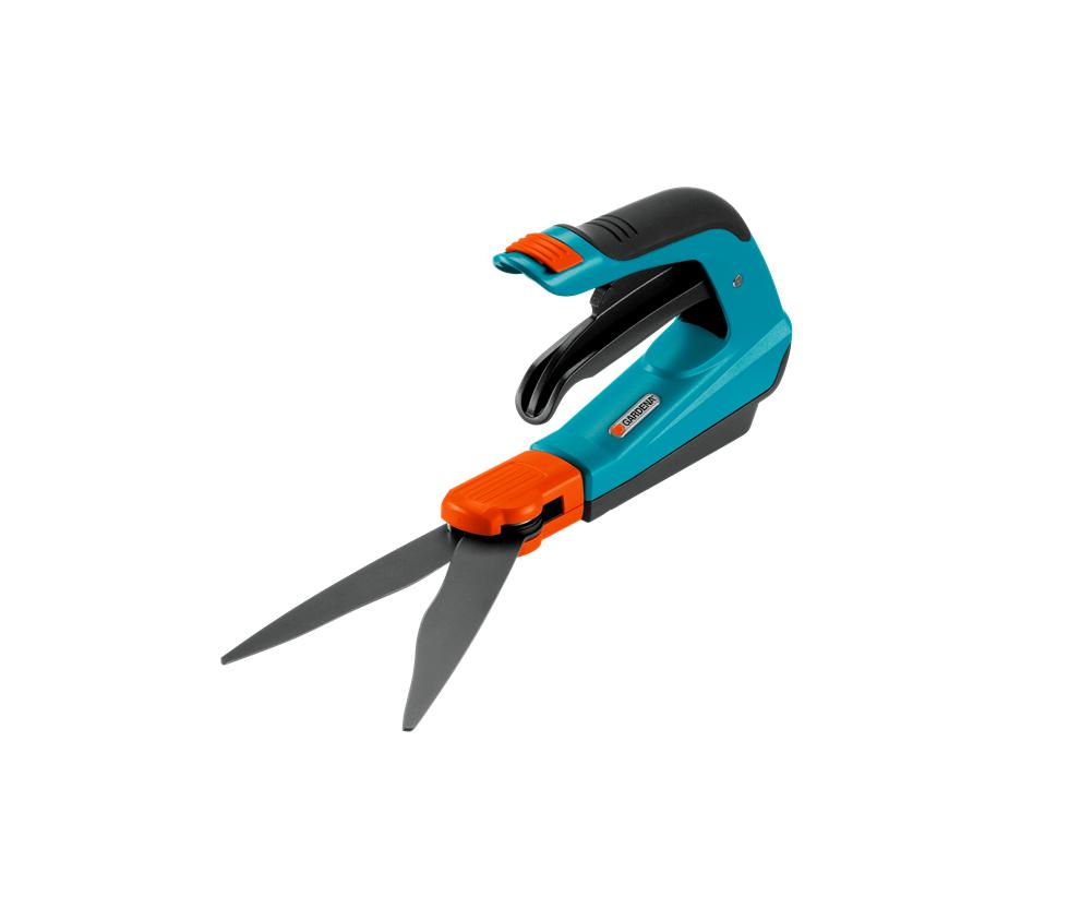 Ножица за трева Gardena Comfort с въртящи се остриета и ергономична дръжка (8735)