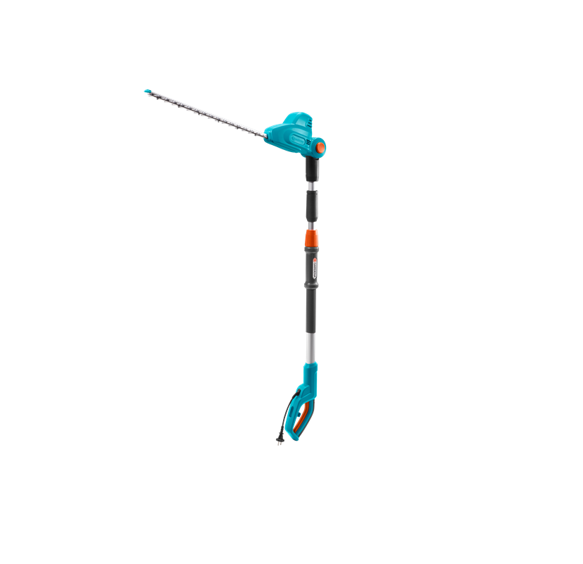 Телескопична електрическа ножица за жив плет Gardena THS 500/48 (8883)