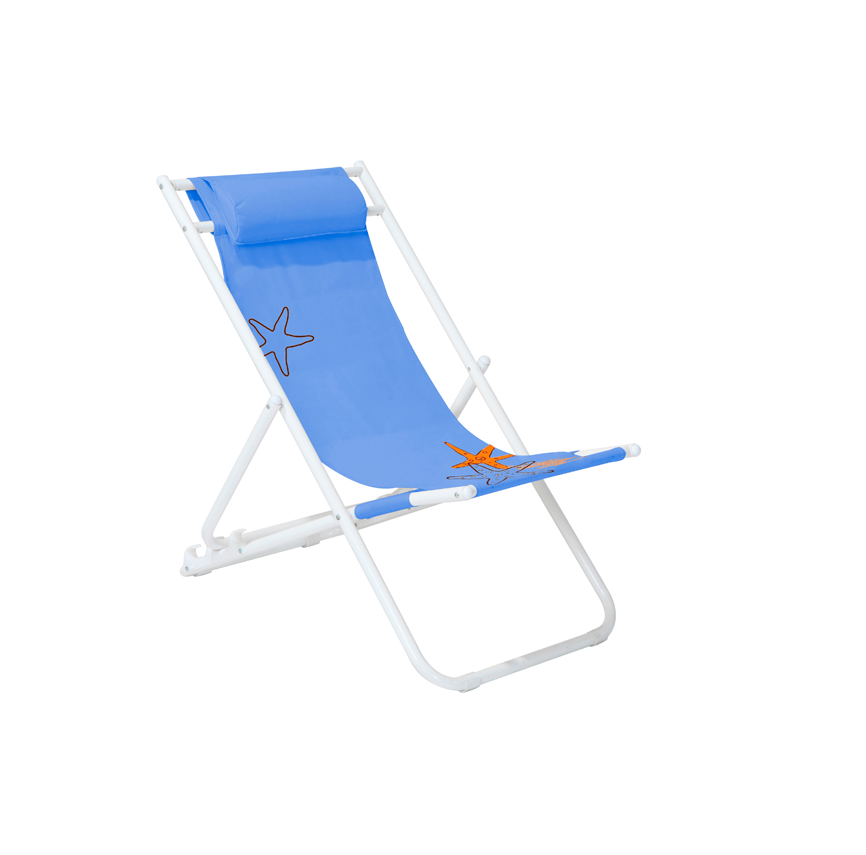 Плажен стол HG-STARFISH СИН