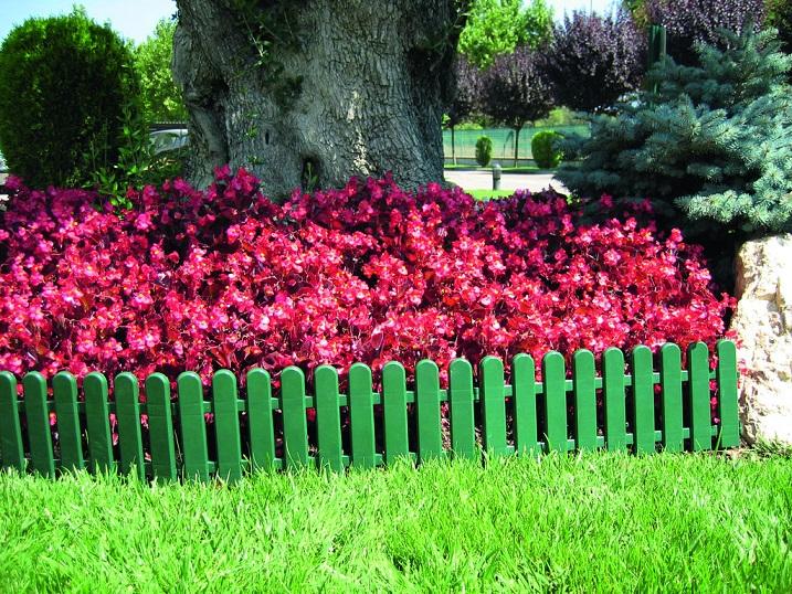 Декоративна ограда Nortene FLORA BORDER
