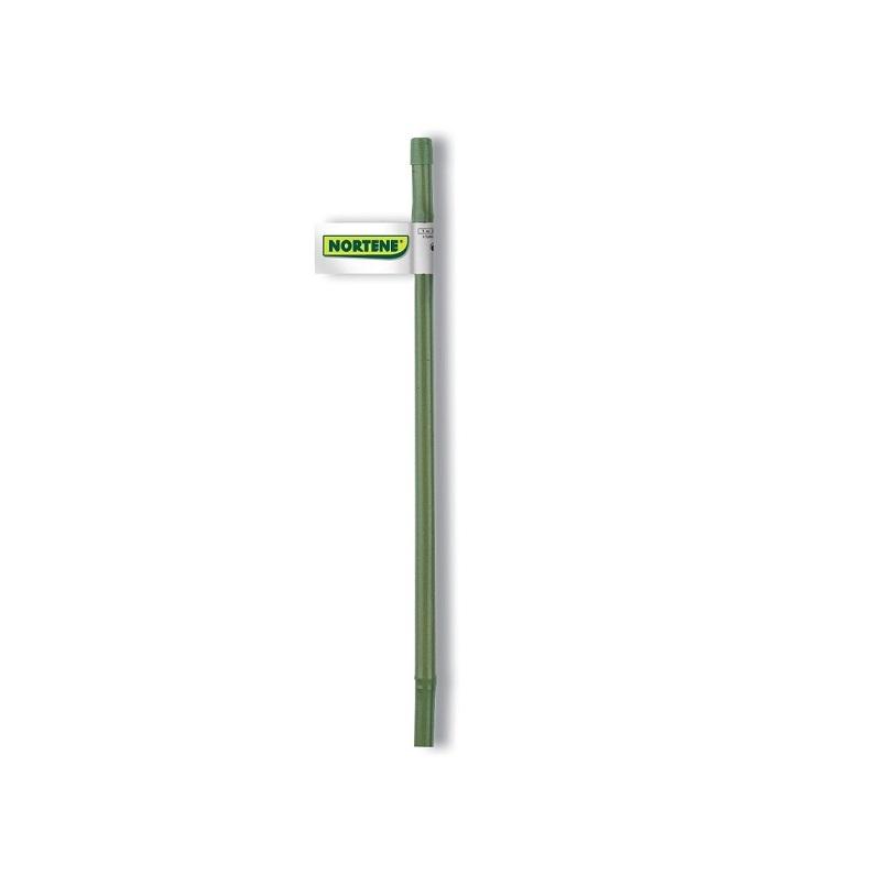 Бамбуков кол с PVC Nortene BAMBOO PLAST 2,1м