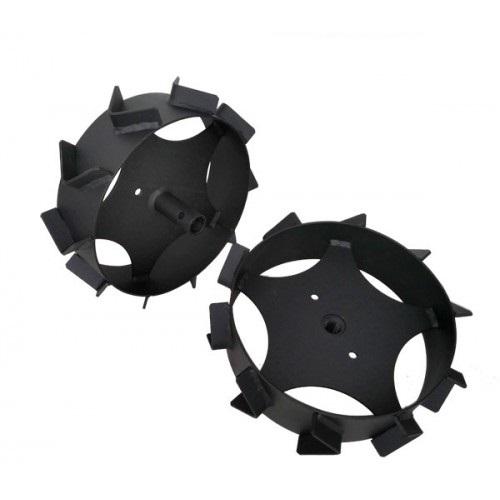 Prisma Метални колела комплект за мотофреза VIKING