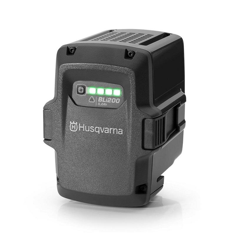 Батерия Husqvarna BLi200C 5.2 Ah Bluetooth