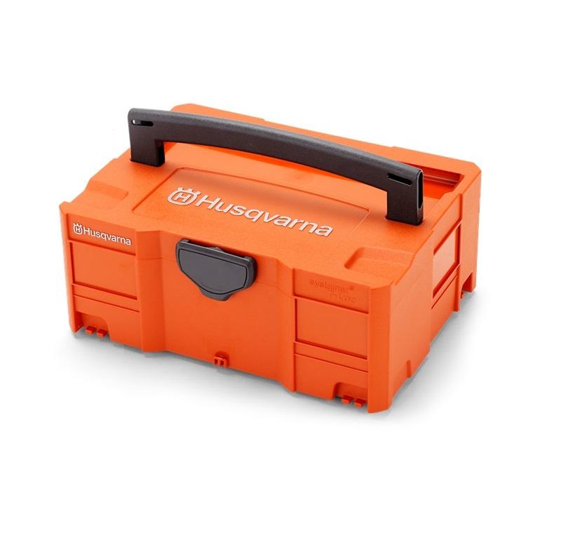 Малка кутия за батерии Husqvarna