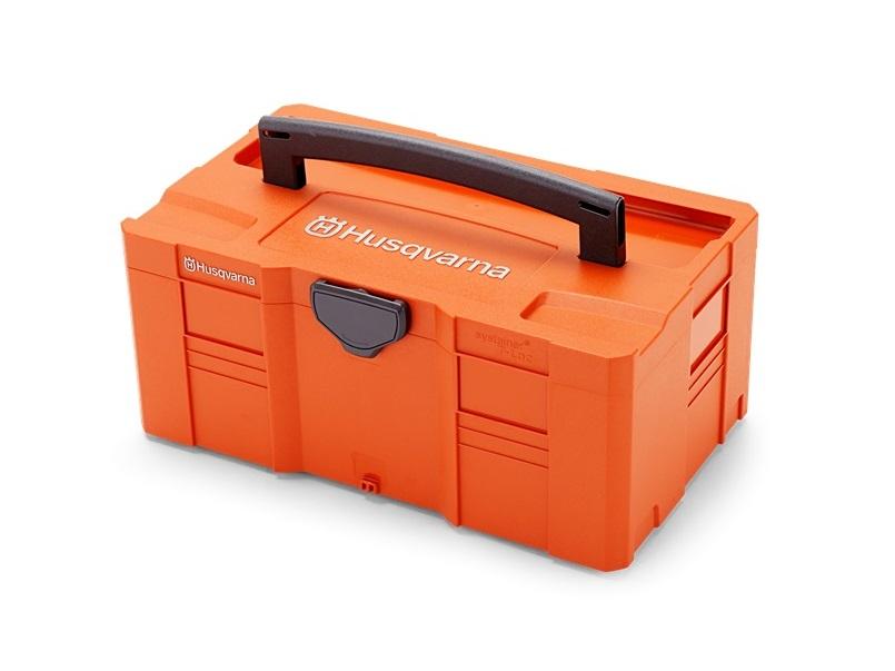 Голяма кутия за батерии Husqvarna