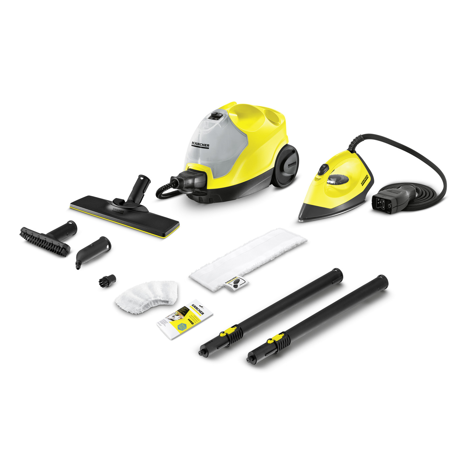 Парочистач Karcher SC 4 Easyfix Iron Kit