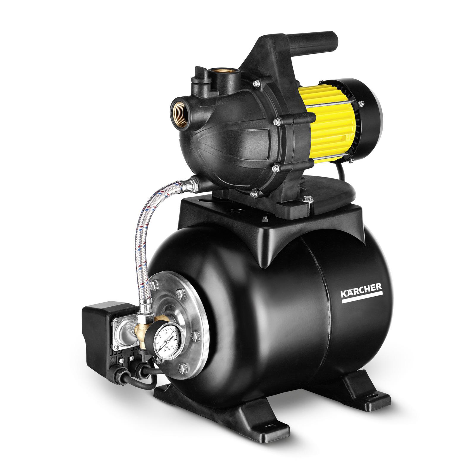 Хидрофорна помпа за битово водоснабдяване Karcher BP 3 Home
