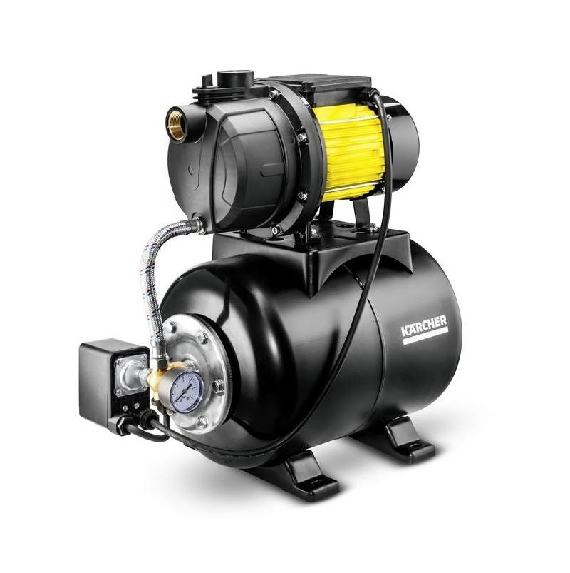 Хидрофорна помпа за битово водоснабдяване Karcher BP 5 Home