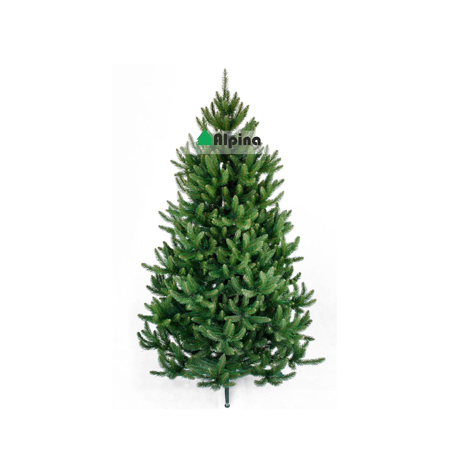 Коледна елха Alpina Натурален Смърч 120см
