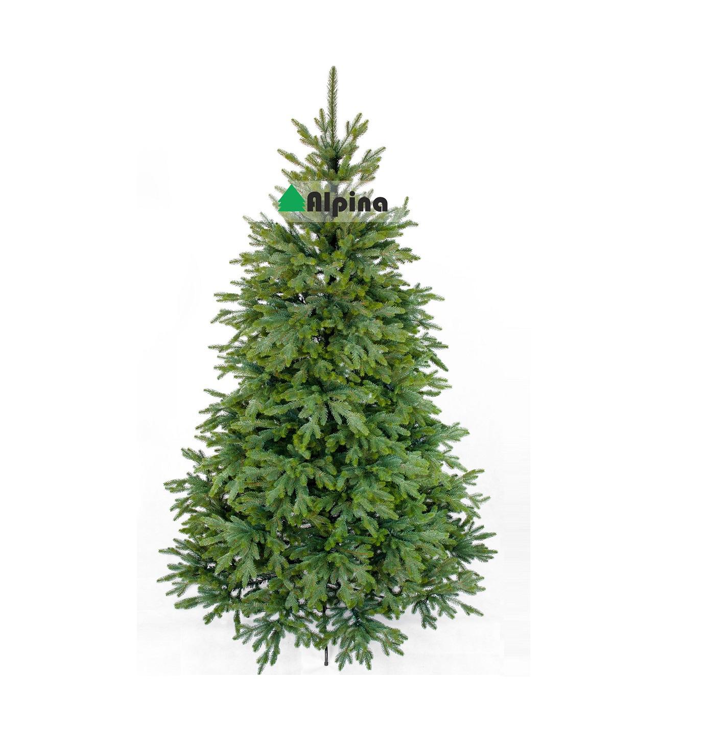 Коледна елха Alpina Смърч 100% PE 220см