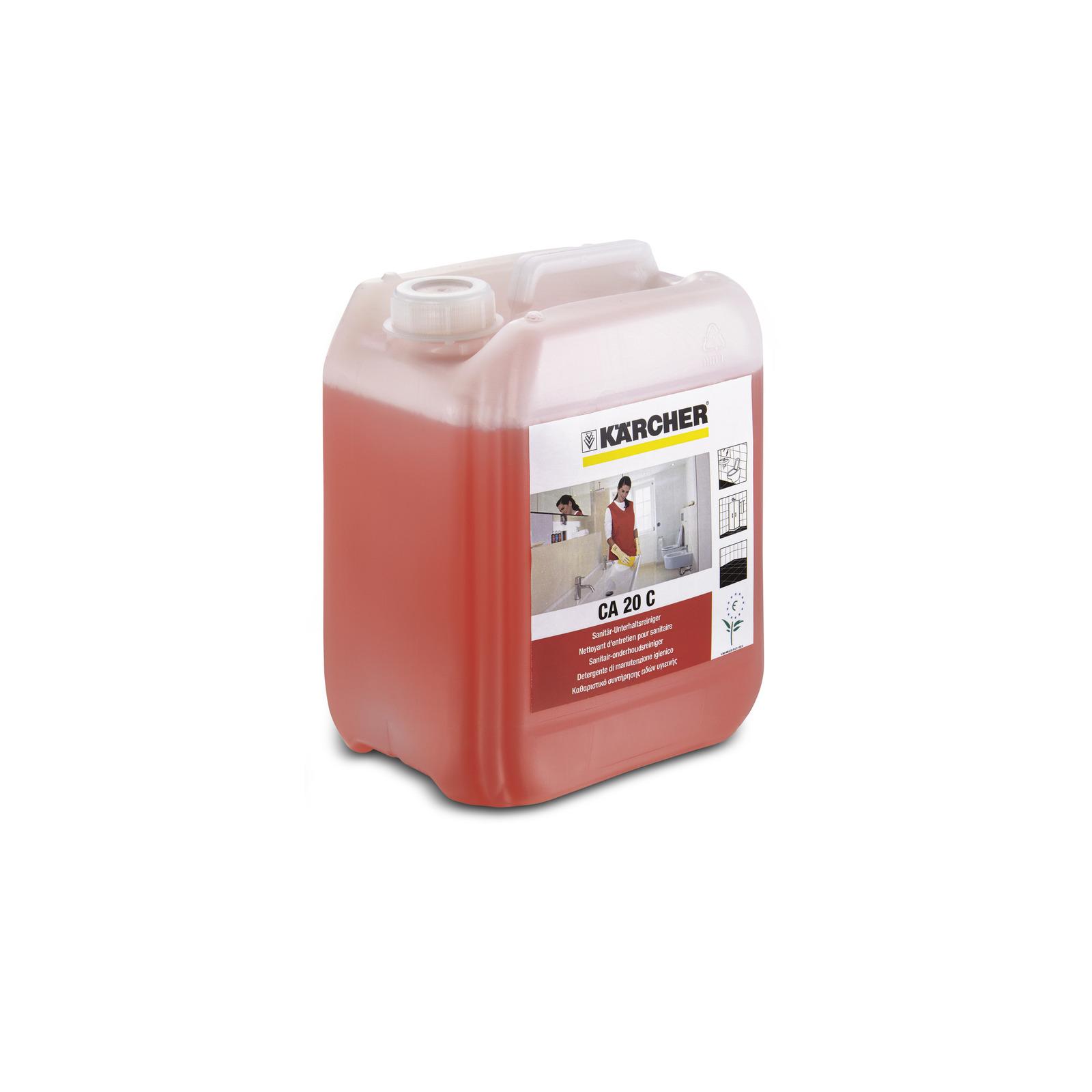 Универсален препарат за санитария Karcher SanitPro CA 20 C Eco, 5л.