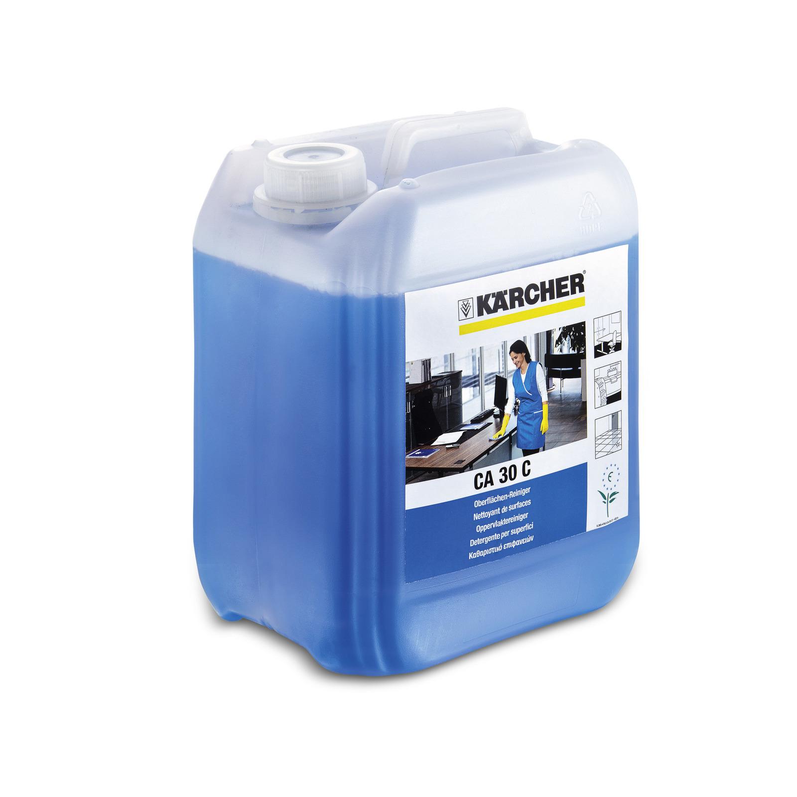 Почистващ препарат за повърхности Karcher CA 30 C - 5л