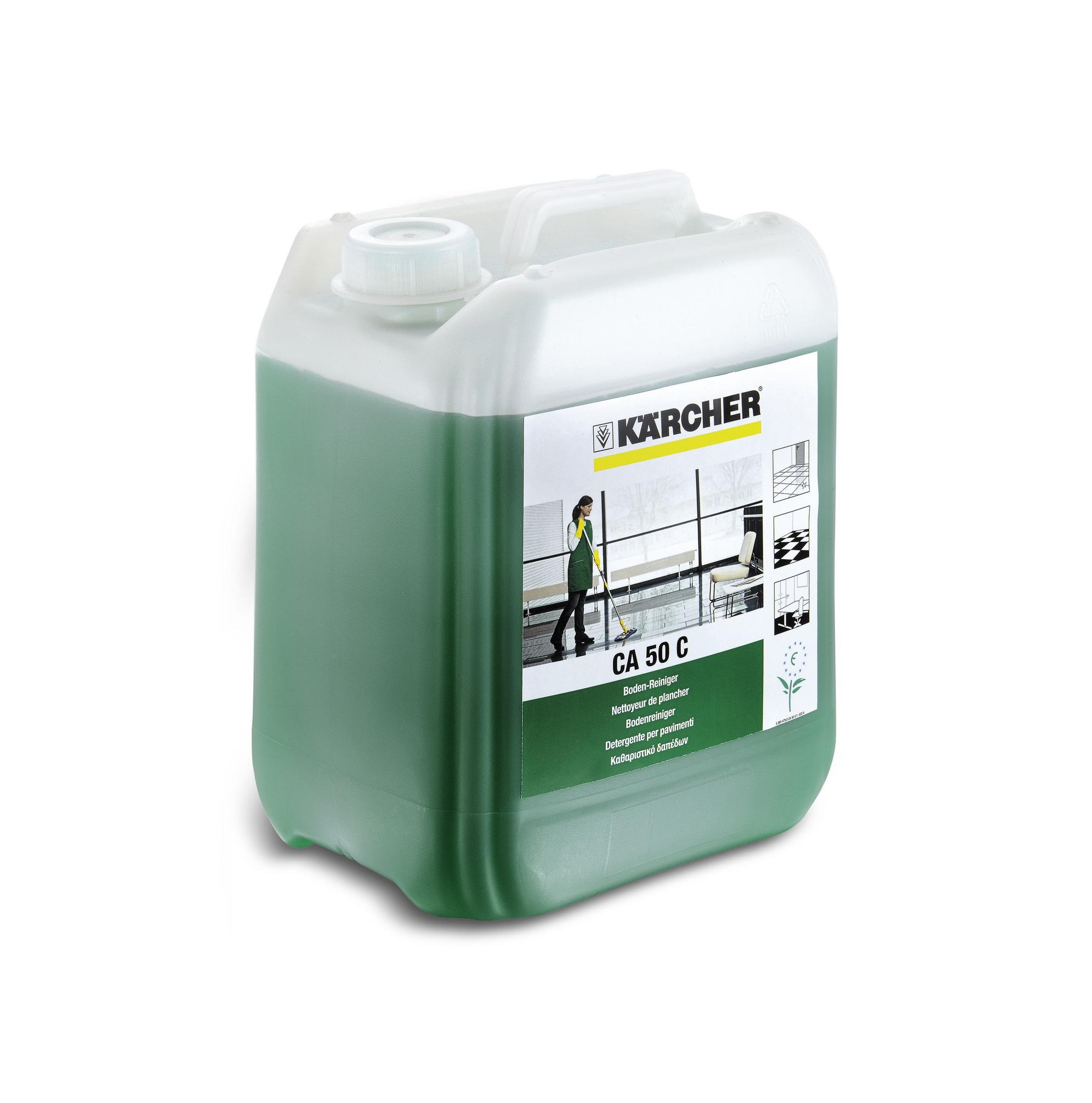 Почистващ препарат за подови настилки Karcher CA 50 C - 5л
