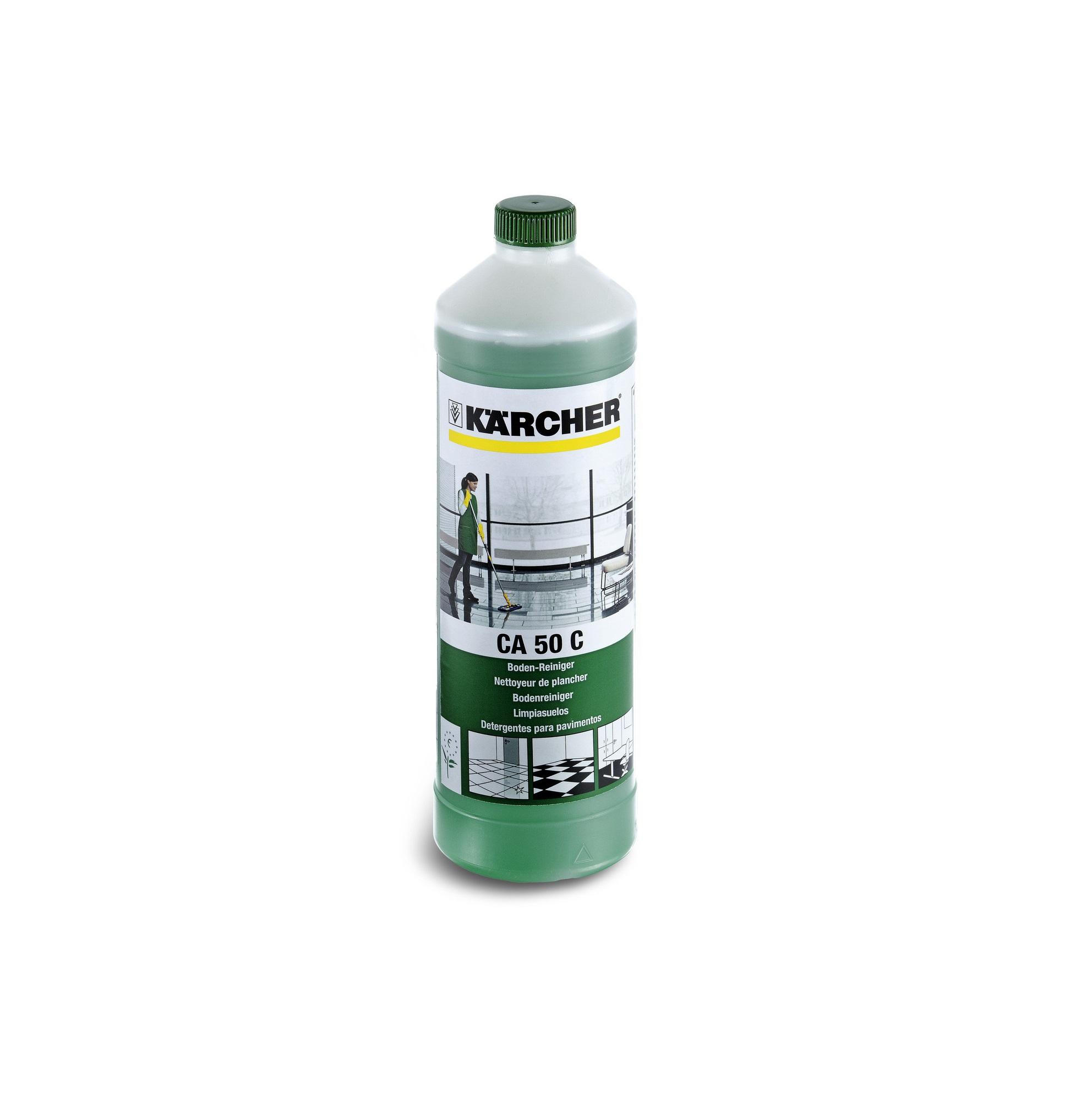 Почистващ препарат за подови настилки Karcher CA 50 C - 1л