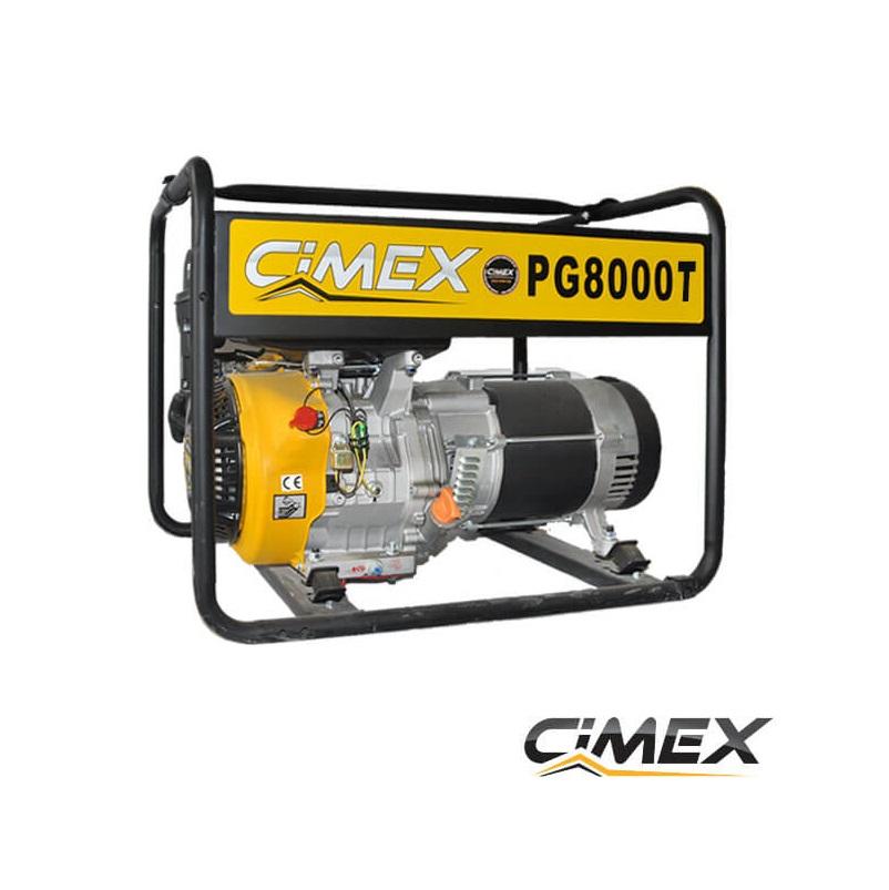 Трифазен генератор за ток CIMEX PG8000T