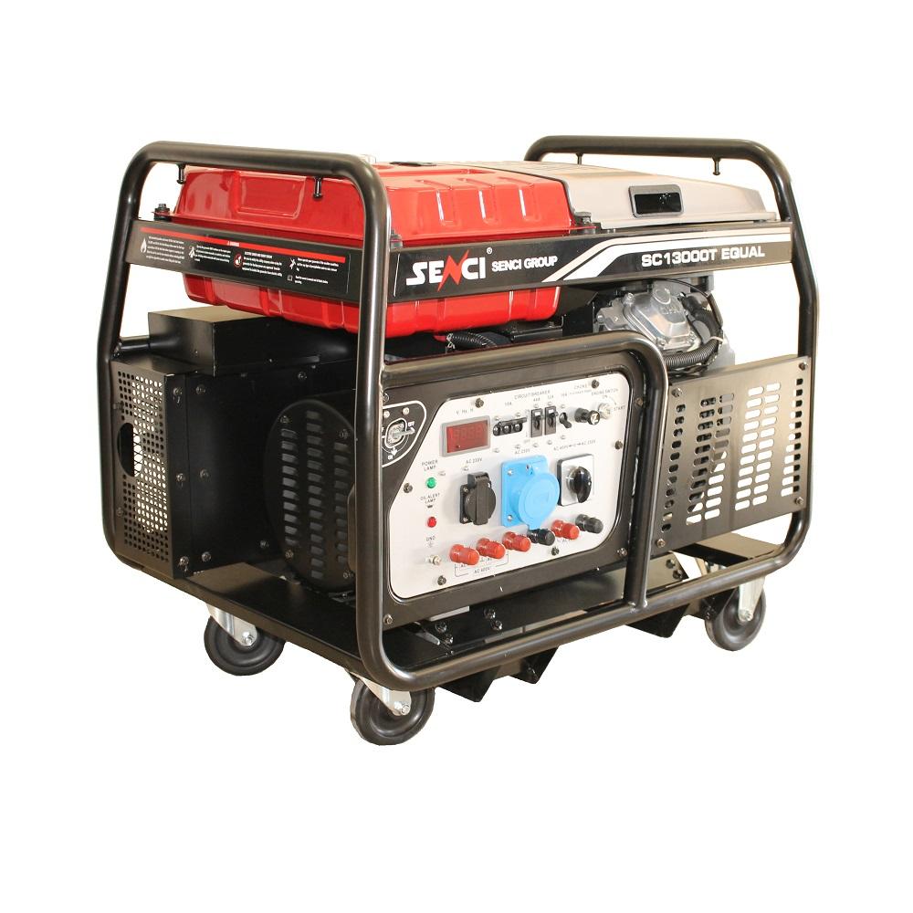 Бензинов генератор SENCI SC-13000TEQ
