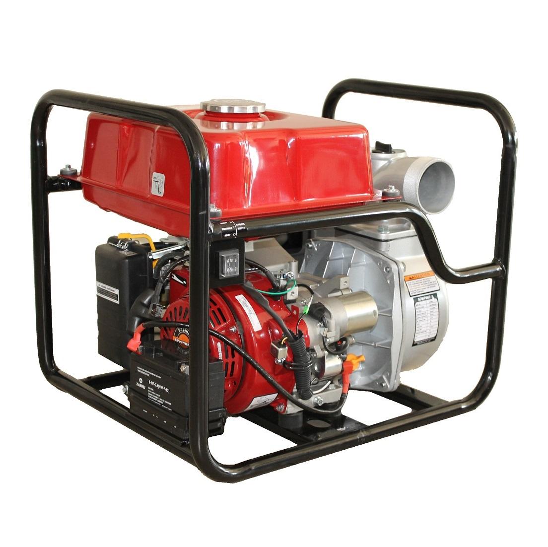 Бензинова водна помпа за чиста вода SENCI SCWP-80E