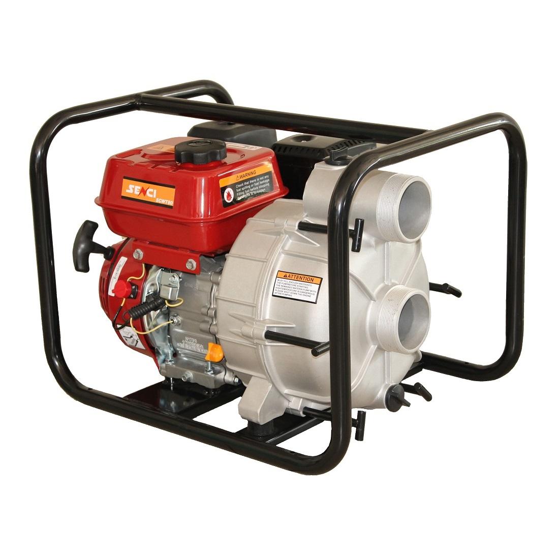 Бензинова водна помпа за мръсна вода SENCI SCWT-80