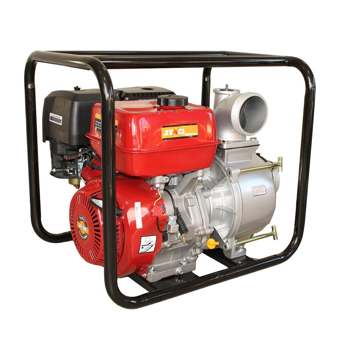 Бензинова водна помпа за мръсна вода SENCI SCWT-100