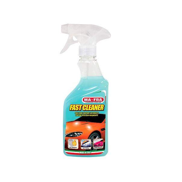 Бързодействащ почистващ полир MA-FRA Fast Cleaner, 500 мл.