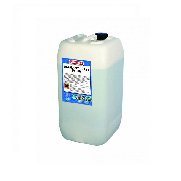 Препарат за блясък и защита с органична вакса MA-FRA Diamant Plast Four, 25 л.