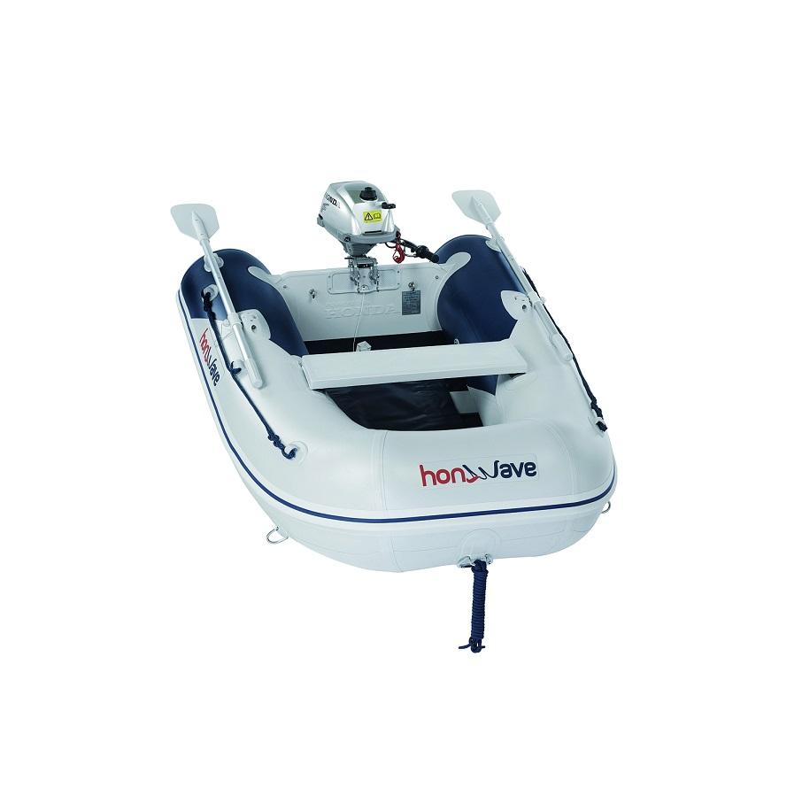 Лодка с оребрено дъно Honda T20SE