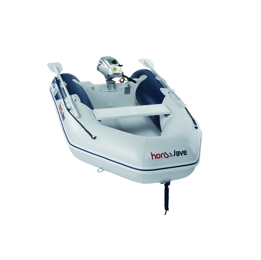 Лодка с надуваемо дъно T24IE