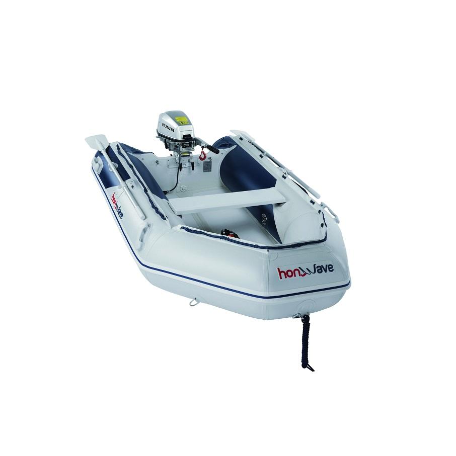 Лодка с надуваемо дъно T27IE