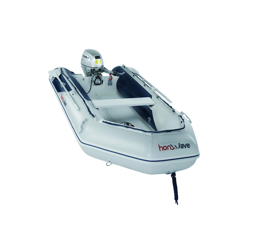 Лодка с надуваемо дъно T32IE