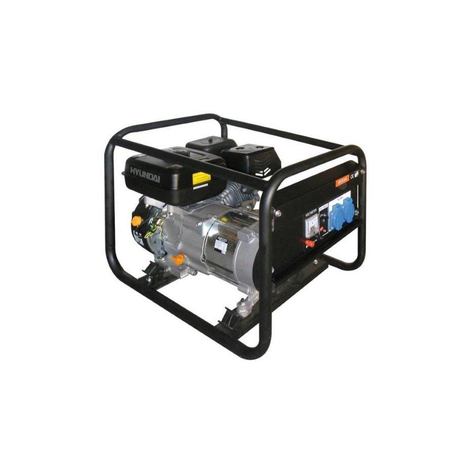 Бензинов генератор HY 3100 - 2,8 kW HYUNDAI