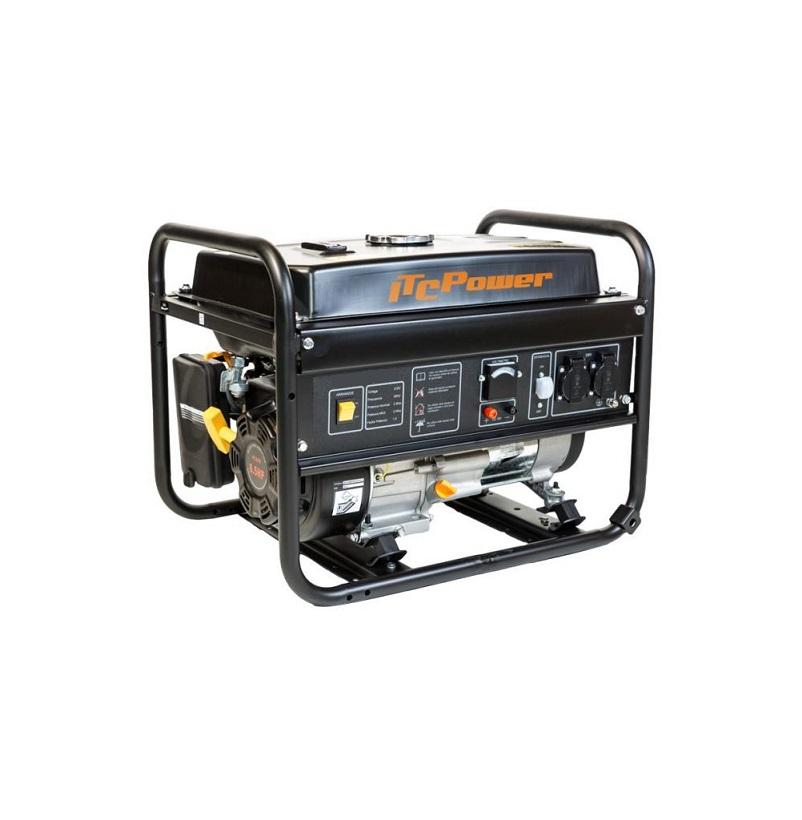 Бензинов генератор GG 5000 F - 4,5 kW Hyundai ITC Power