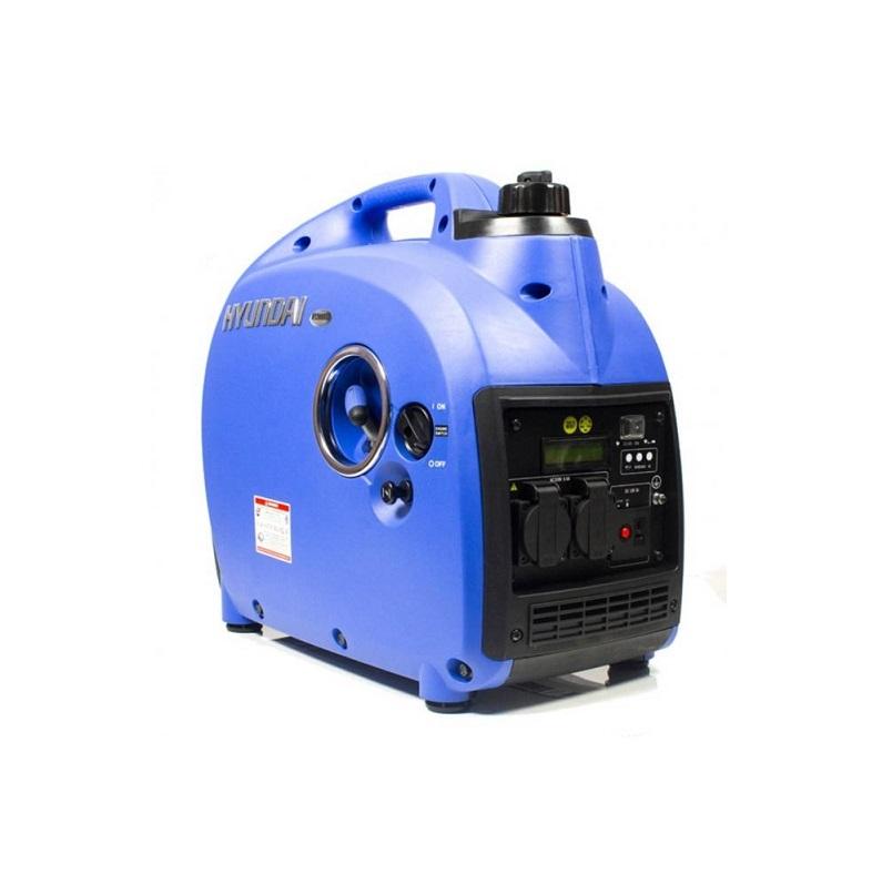 Инверторен обезшумен генератор HY2000Si Pro - 2,0 кW HYUNDAI