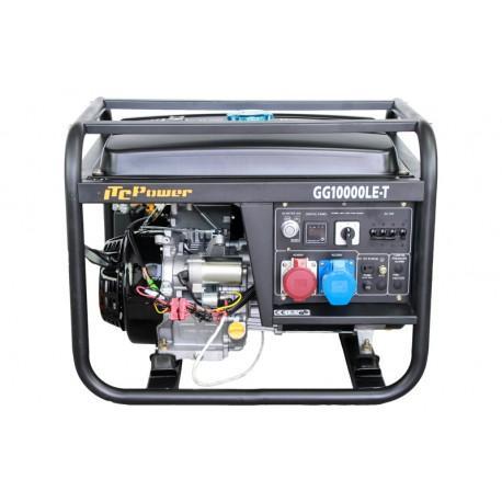 Бензинов генератор трифазен / монофазен GG 10000LE-Т- 10,3 kVА, ел. стартер Hyundai ITC Power