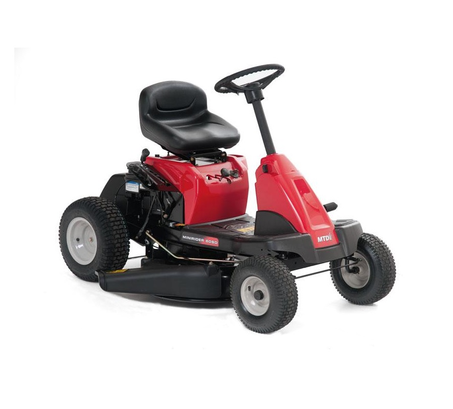 Трактор косачка Smart Minirider 60 SDE MTD - 60 см. ел. стартер