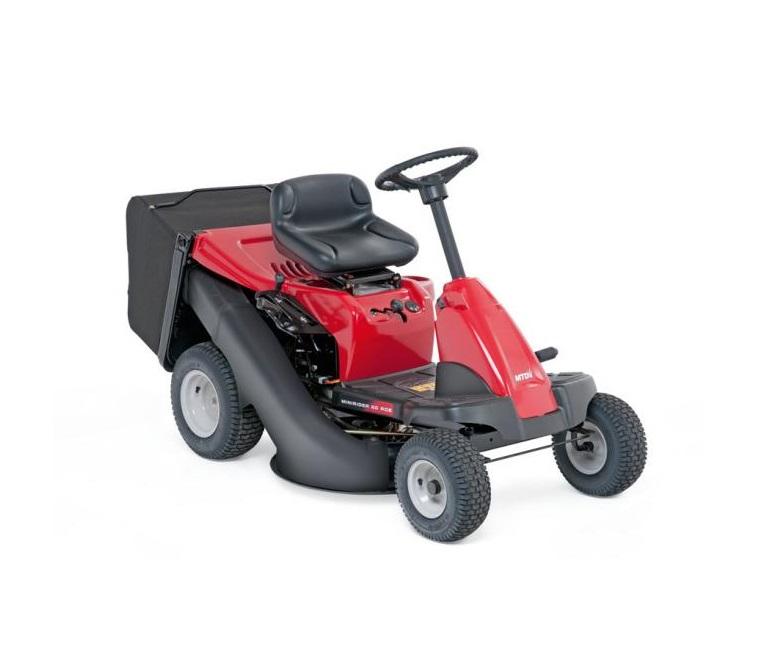 Трактор косачка Smart Minirider 60 RDЕ MTD - 60см. ел. стартер