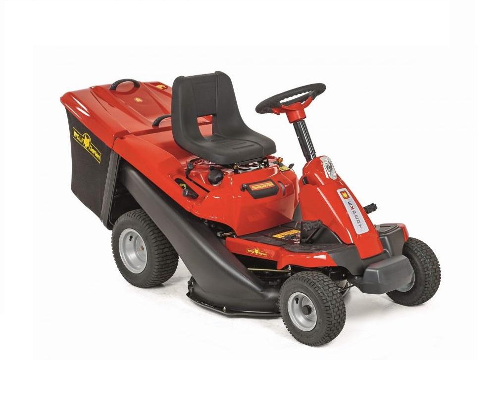 Трактор за косене WOLF Garten Expert Scooter Pro Hydro - 76см