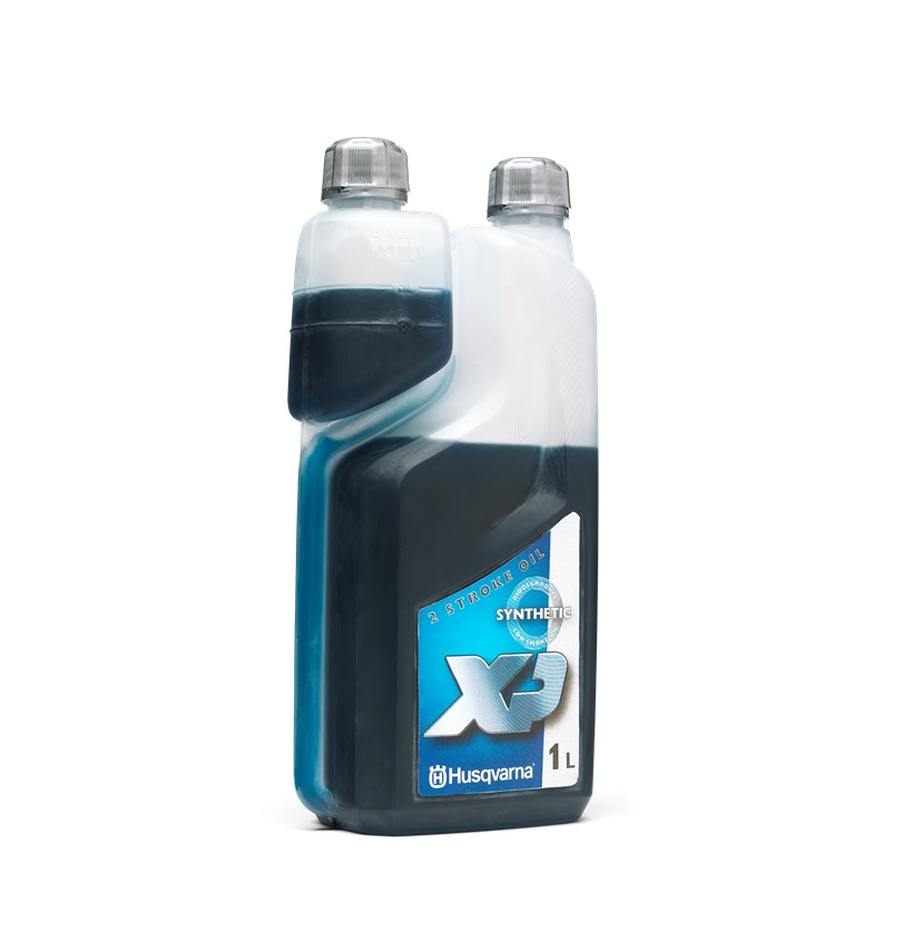 Двутактово масло, Husqvarna XP Synthetic, 1L с дозатор