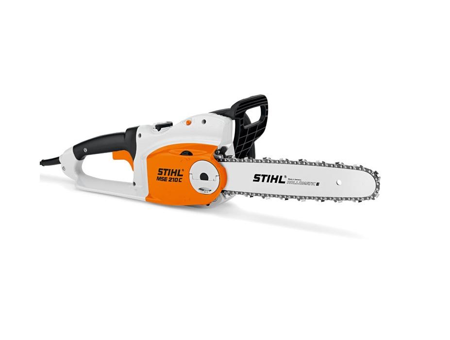 Електрически верижен трион STIHL MSE 210 C-B
