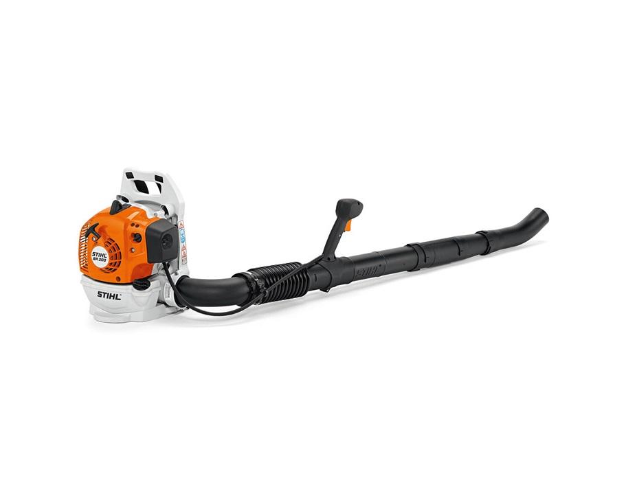 Гръбна моторна метла STIHL BR 200