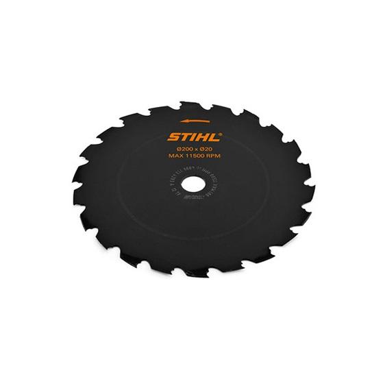 Циркулярен диск STIHL 200-22HP, с плосък зъб
