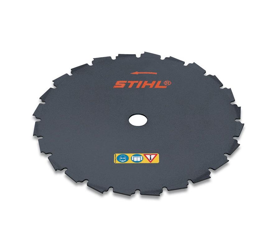 Циркулярен диск STIHL 225-24, с плосък зъб